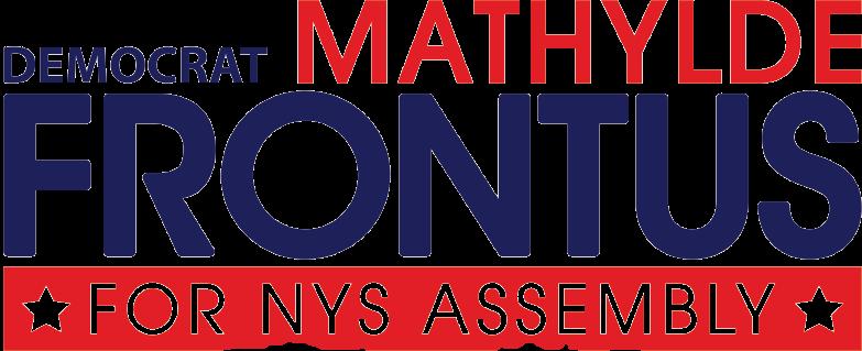 Democrat Mathylde Frontus logo